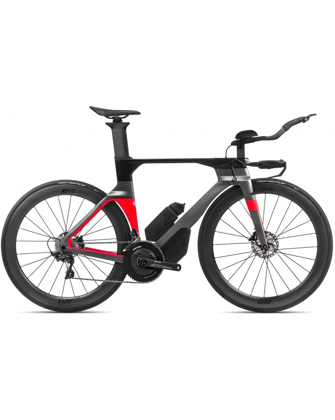 Orbea Ordu M20LTD Speed Silver/Gloss Red Matt