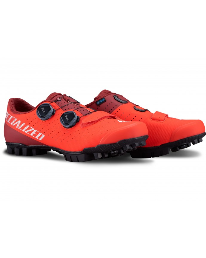Recon 3.0 Mtb Shoe Specialized Rocket Red