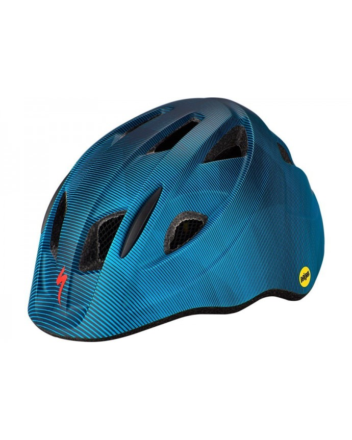 Mio Cycling Helmet Specialized Child Mips Cast Blue/Aqua Refraction