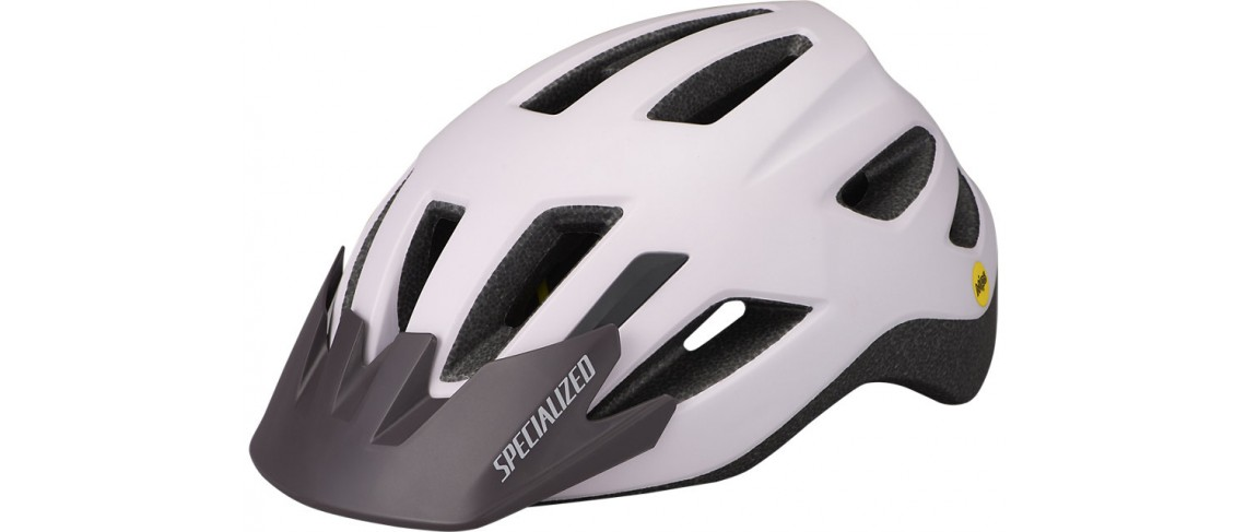Shuffle Led Sb Helmet Mips Ce Specialized Youth Satin Clay/ Cast Umber