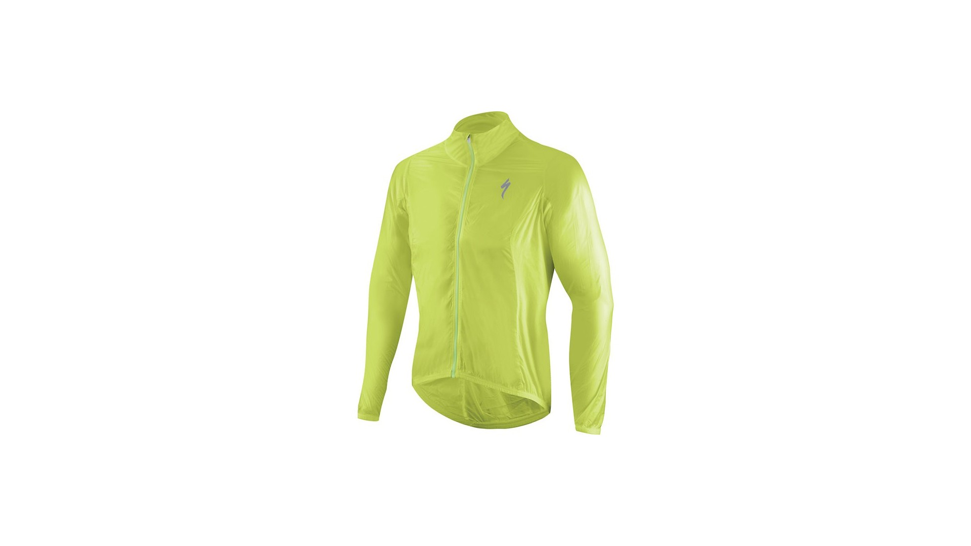 Deflect Comp Win Jacket Specialized Hyper Green
