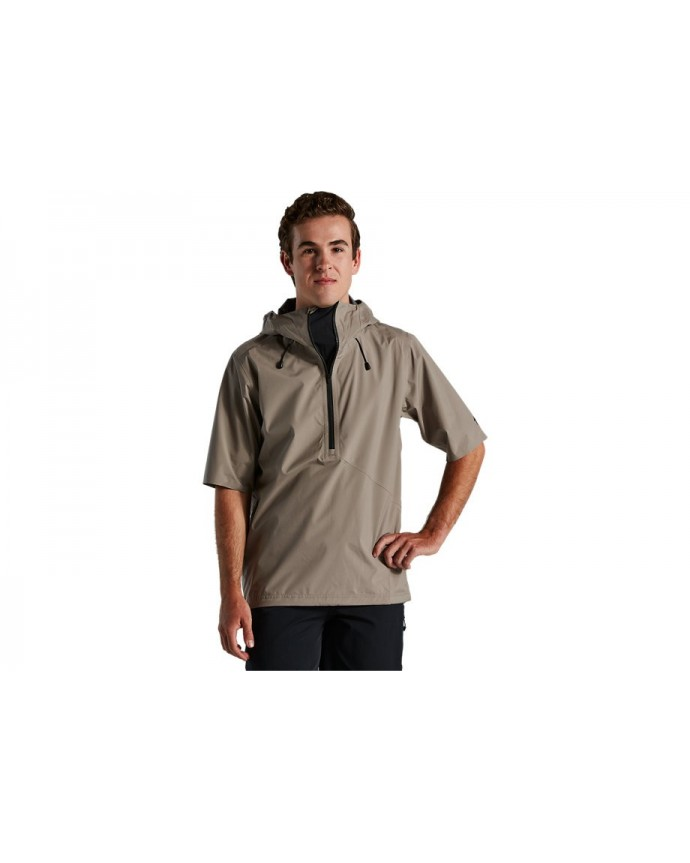 Trail-Series Rain Anorak SS Specialized Taupe