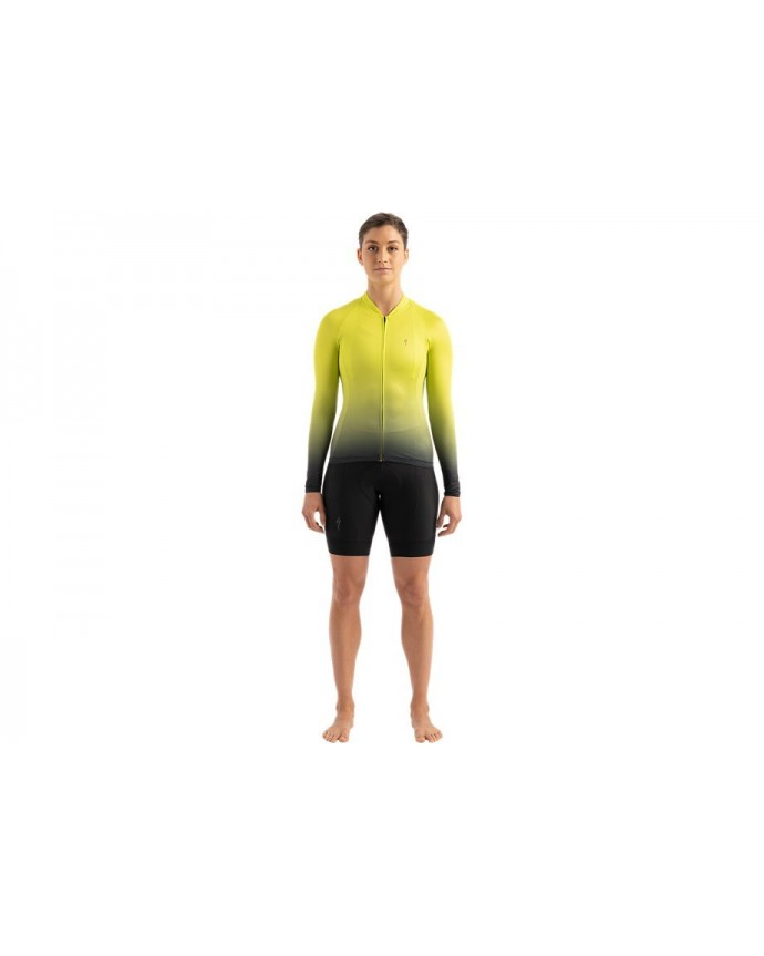 SL Air Jersey Specialized LS Woman HyperViz