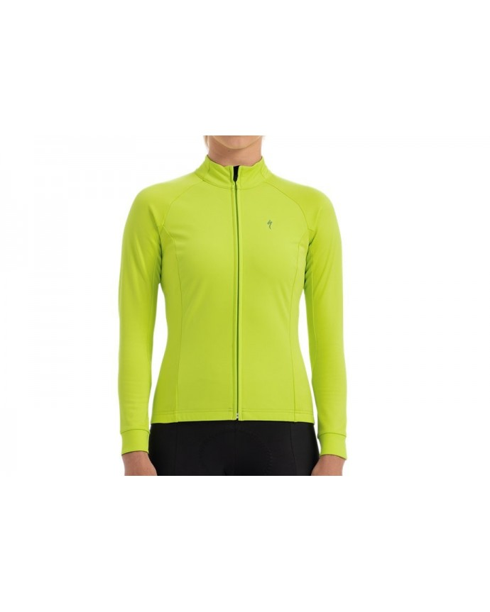 Therminal Wind Jersey Specialized LS Woman HyperViz