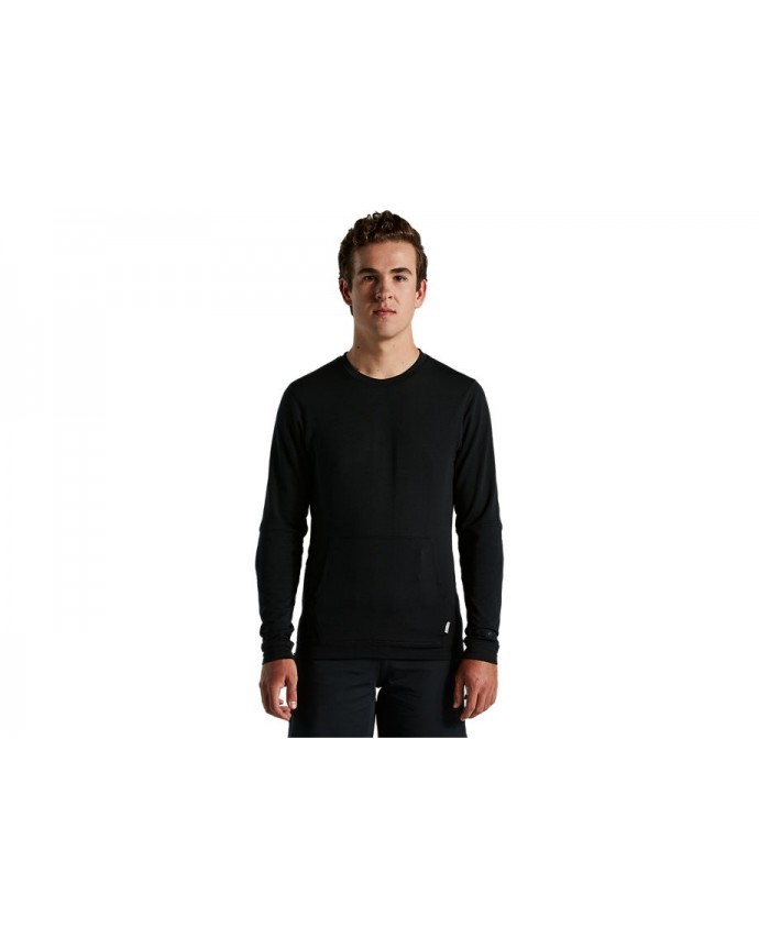 Trail-Series Thermal Jersey LS Specialized Men Black