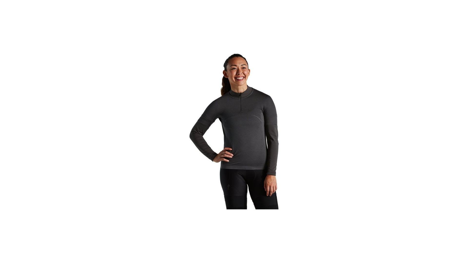 Prime-Series Thermal Jersey LS Specialized Woman Slate