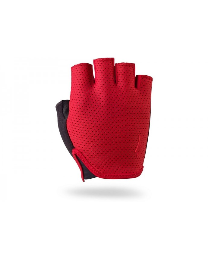 Grail Road Glove Specialized Body Geometry Red