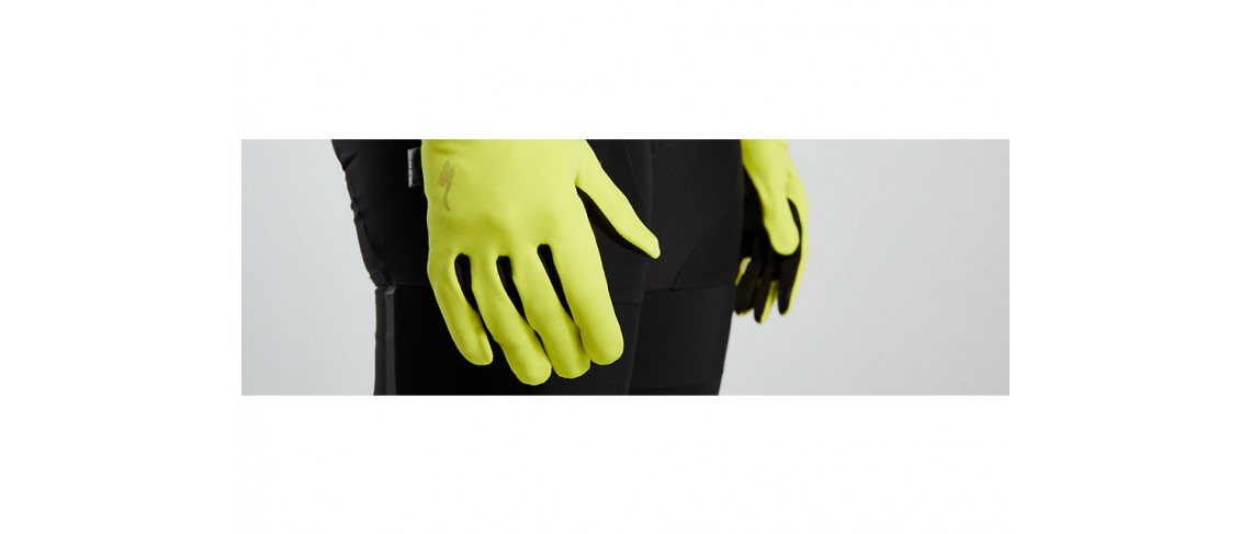 Prime-Series Thermal Glove Specialized Woman HyperViz