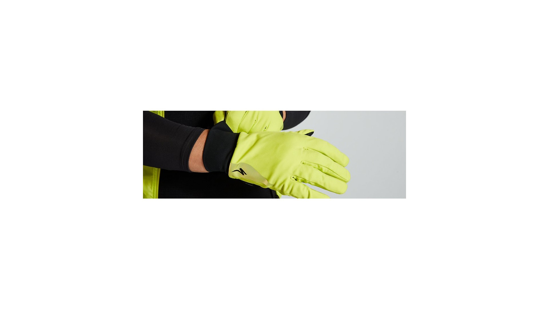 Prime-Series Waterproof Glove Specialized Woman HyperViz