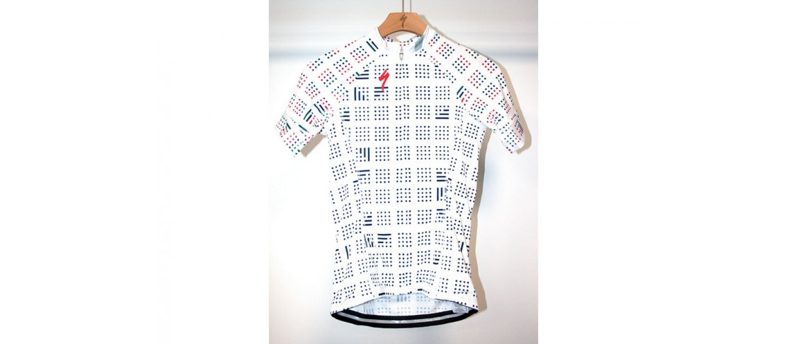Trifecta SL Expert Jersey SS Woman Specialized White