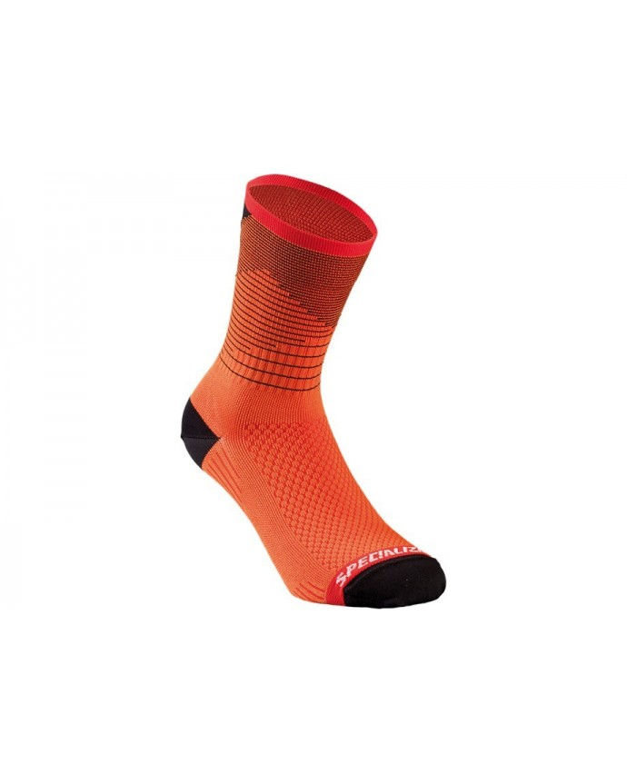 Team Sock Specialized Rocket Red