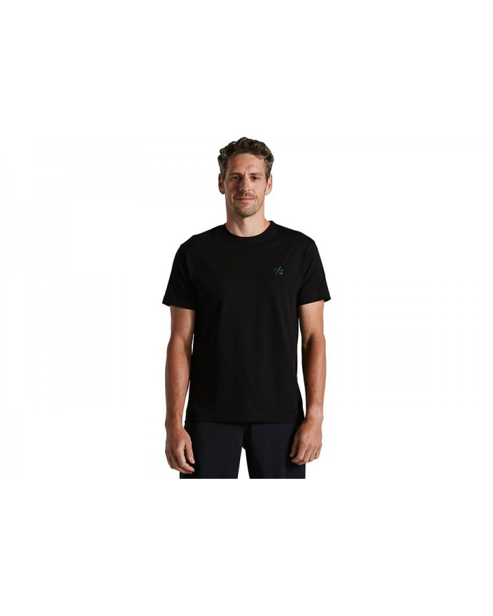 Sagan Decon SS T-Shirt Specialized Black/ Red