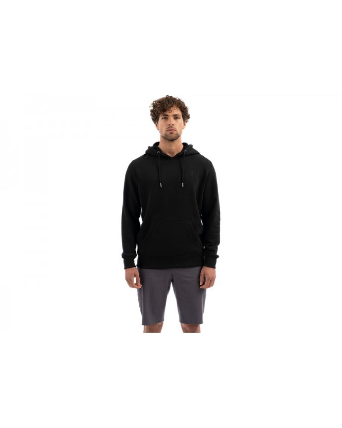 S-Logo Pull-Over Hoodie Specialized Men Black