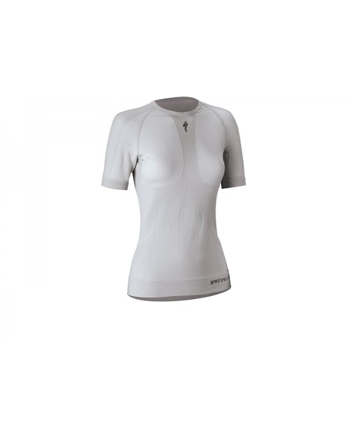 Pro Seamless Layer SS Specialized Woman Light Grey