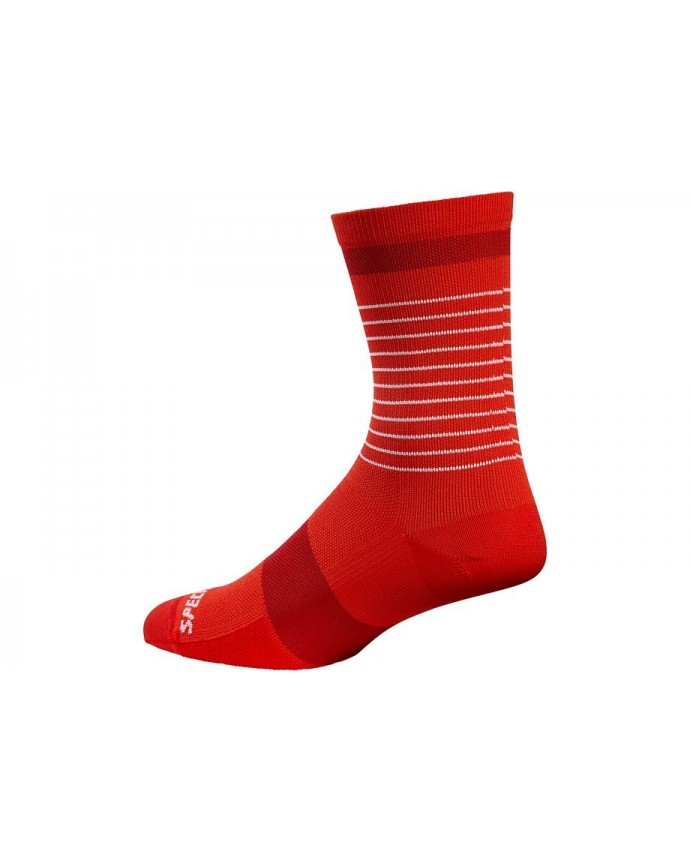 Reflect Tall Socks Specialized Red/Red