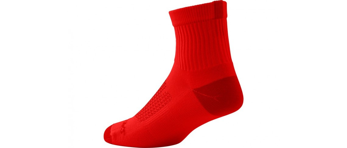 Mountain Mid Socks Specialized Red