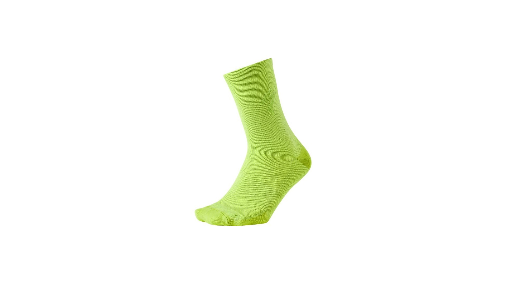 Soft Air Reflective Tall Sock Specialized HyperViz