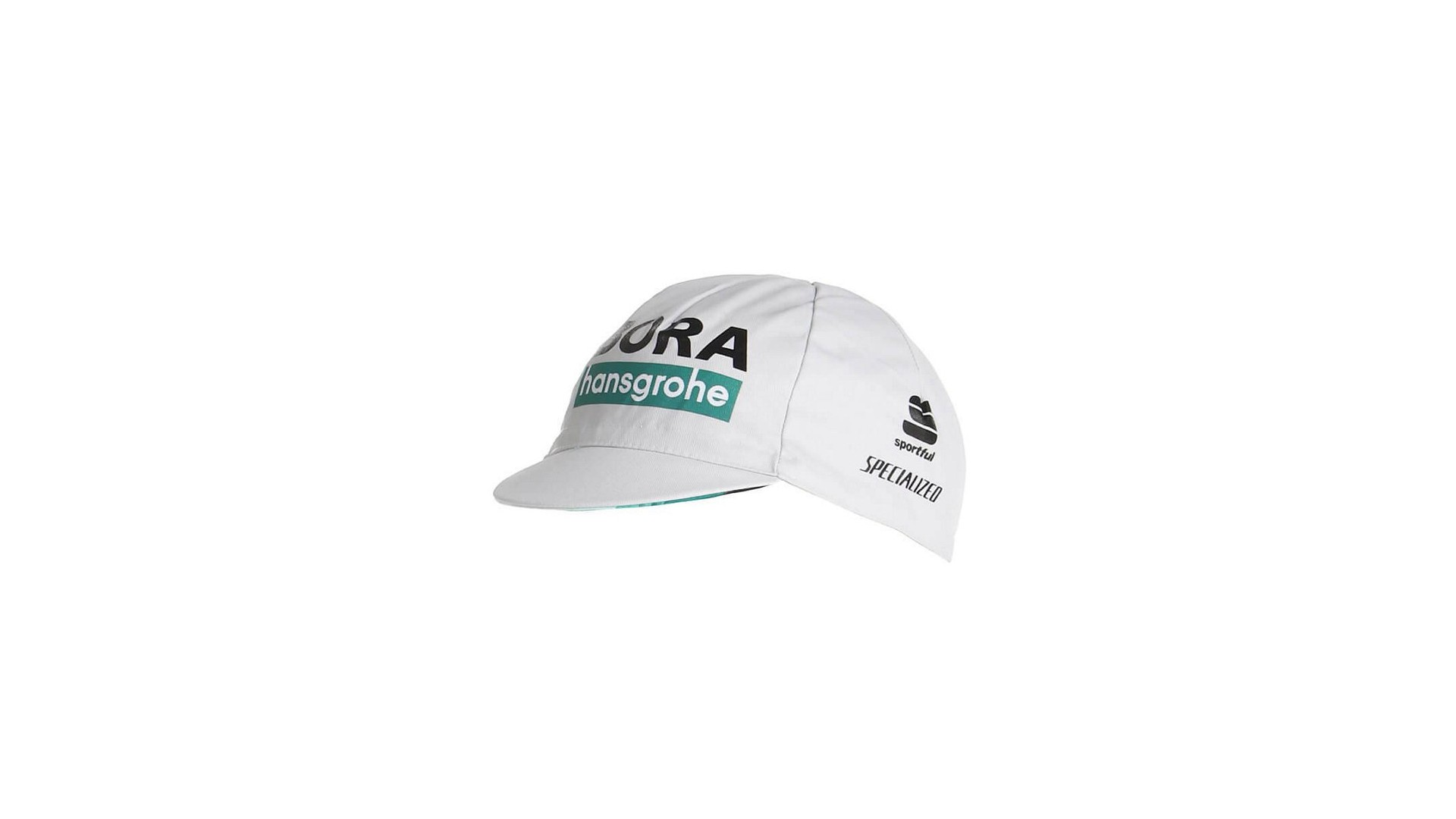 Bora Hansgrohe 2021 Team Cycling Cap Specialized White