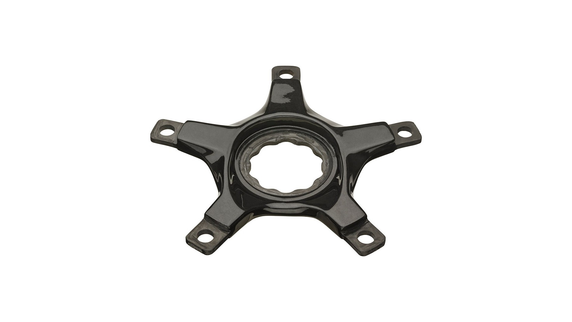 S-Works Carbon Spider Chainring Standard Specialized Black