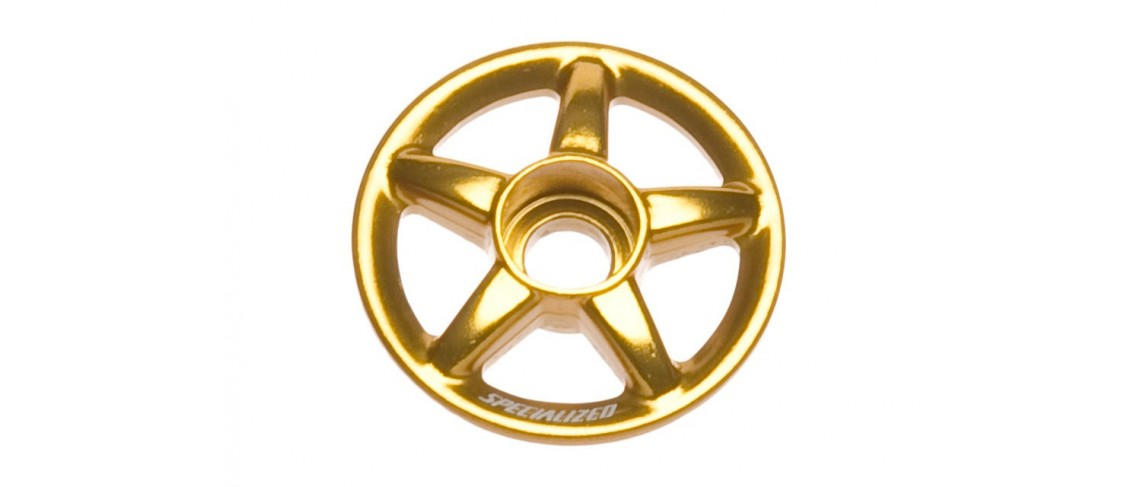Anodize Wagon Wheel Offset Specialized Gold