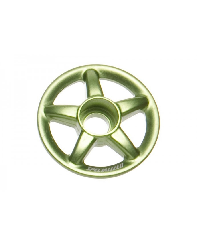 Anodize Wagon Wheel Offset Specialized Green