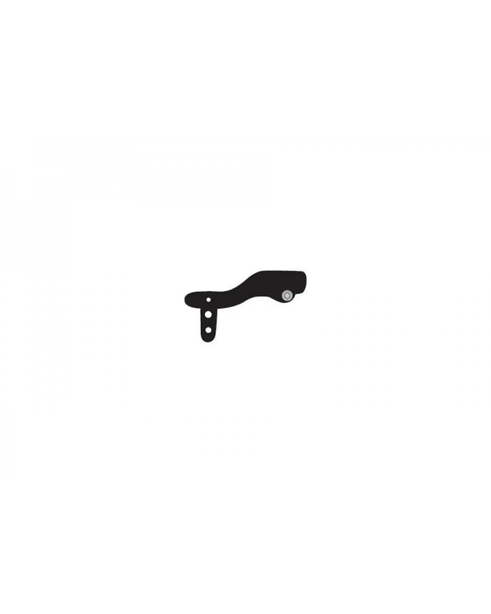 Shiv Low-Stack Aerobar Clamp Set Specialized Black