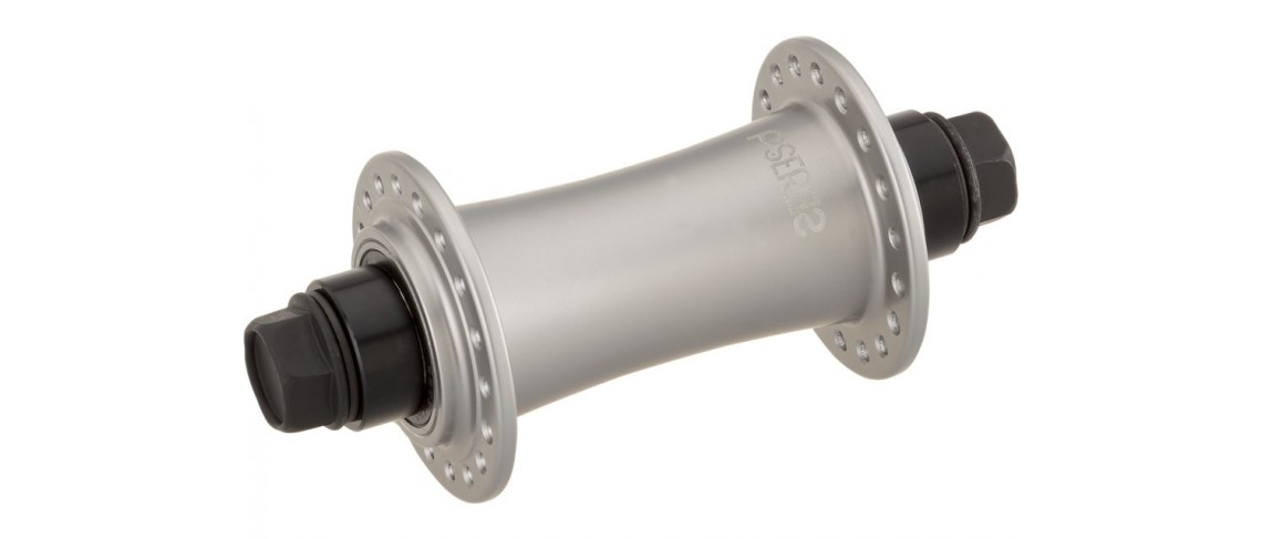 P.Hub Front Female 36H Specialized Grey/Anodized