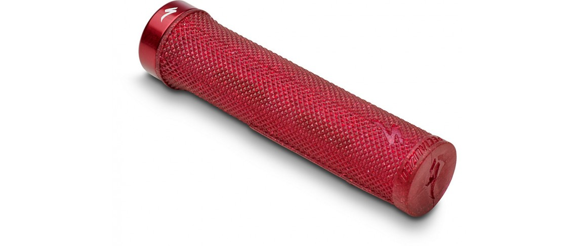 Sip Locking Grip Specialized Red Flake