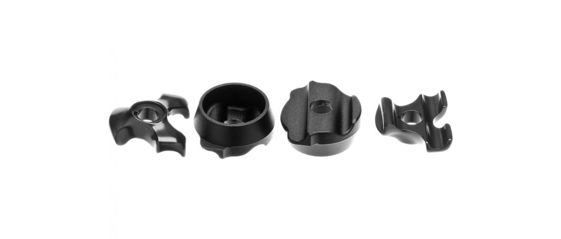 Single Bolt Clamp 7+9 mm Specialized Black