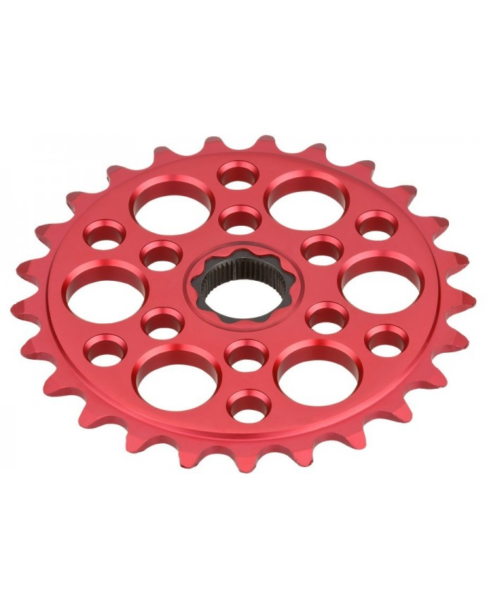 P.Sprocket  27T Specialized Anodize Red