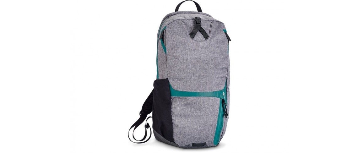 Base Milles Backpack Specialized Heather Grey/Turquoise