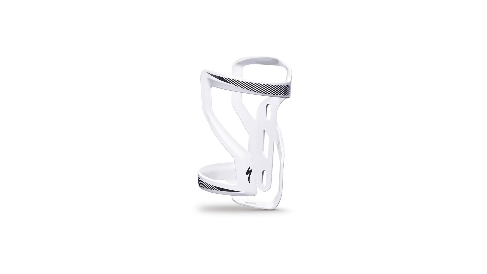 Zee Cage II Side Loading Left DT Specialized White/Black/Charcoal