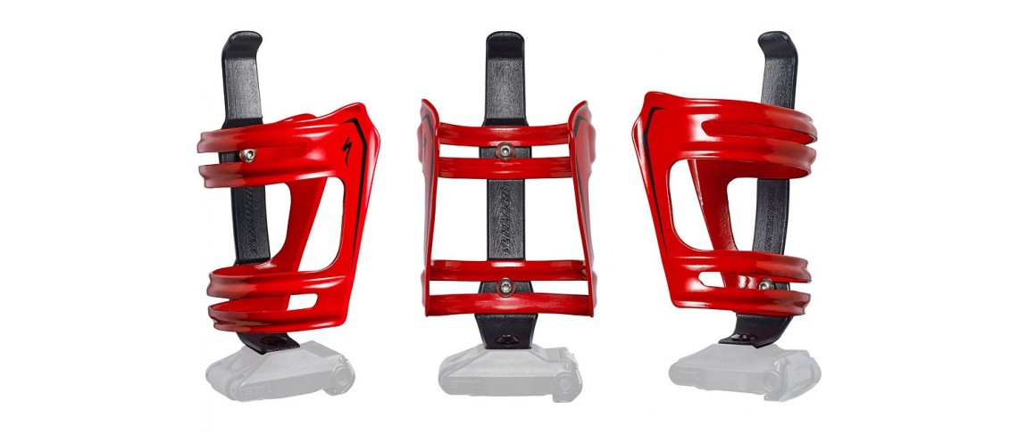 Roll Cage Specialized Red/Black