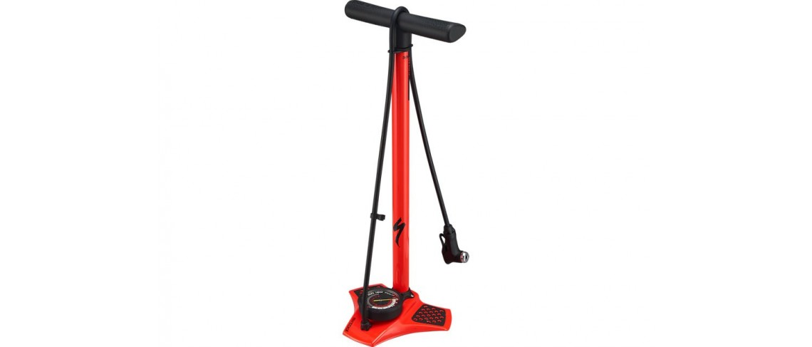 Air Tool Comp FLR Pump Specialized Rocket Red