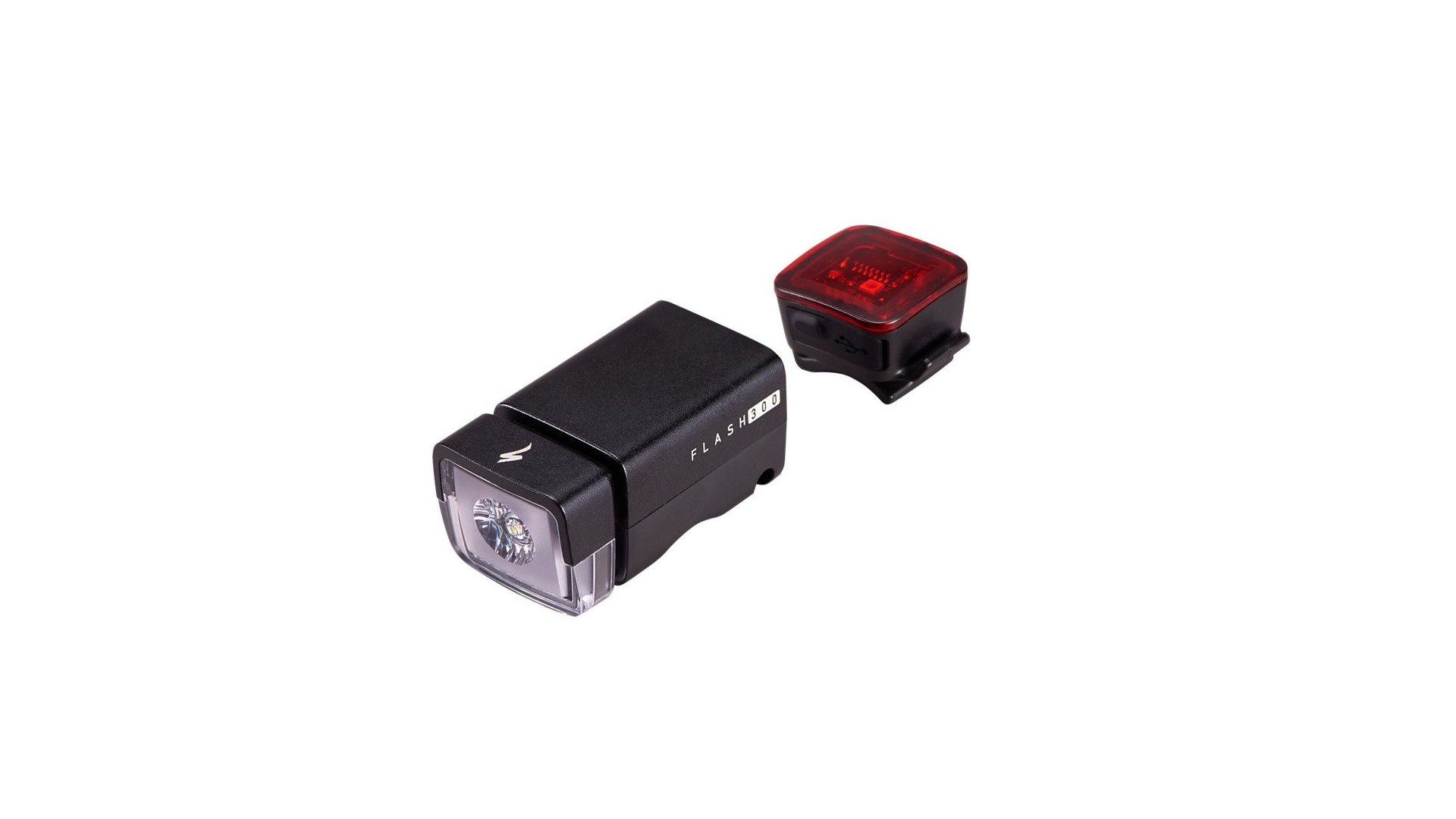 Flash Pack Headlight / Taillight Specialized Black