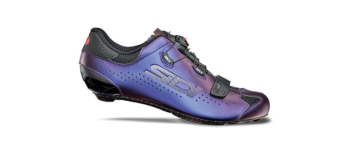 Sixty Limited Edition Shoes SIDI Blue/Iridiscent Red