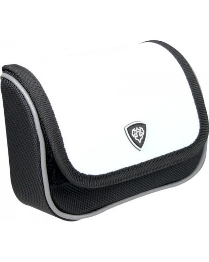 Bag Stem T-one Carry On Nylon/Synthetic Leather Black/White