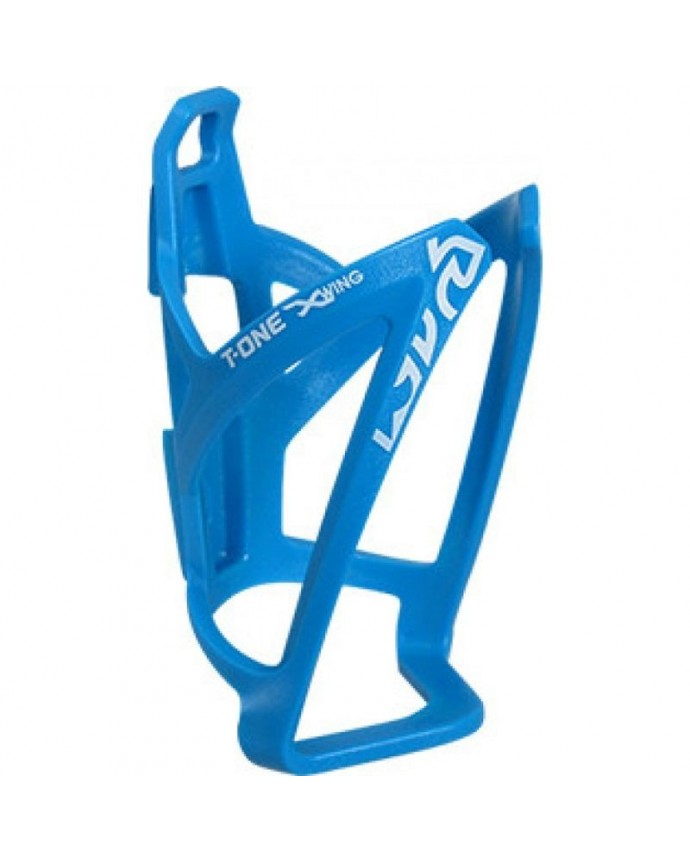 Bottle Cage T-one X-wing Reinforced Plastic Blue