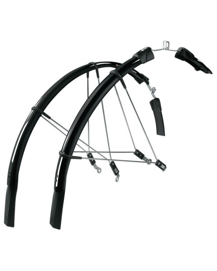 Mudguards Kit Raceblade Long SKS Black
