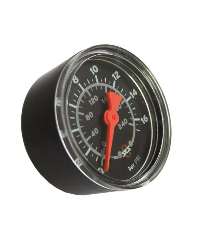 Manometer Pump With Foot 3037