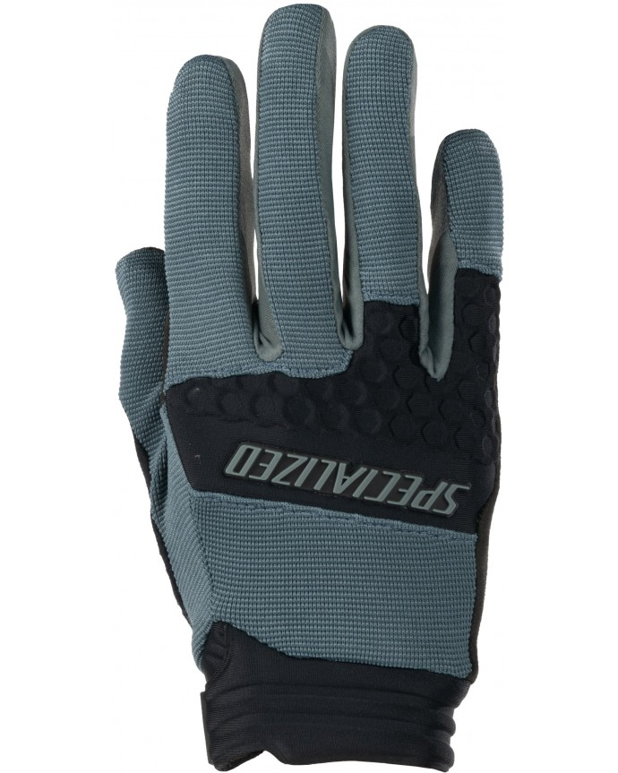 Trail Shield Guantes LF Specialized Hombre Cast Battleship