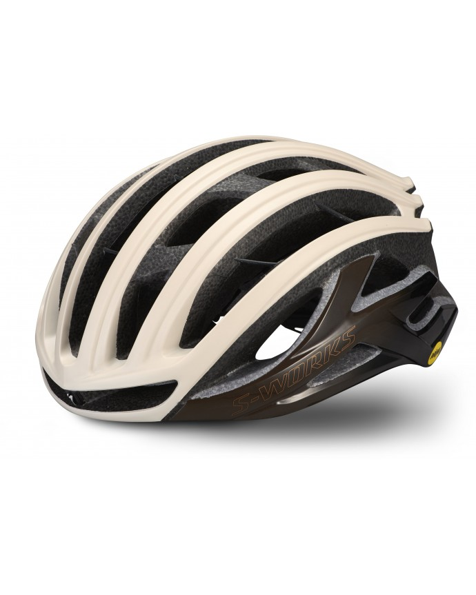 S-Works Prevail II Vent Angi Mips CE Casco Specialized Matte Sand/Gloss Dopio