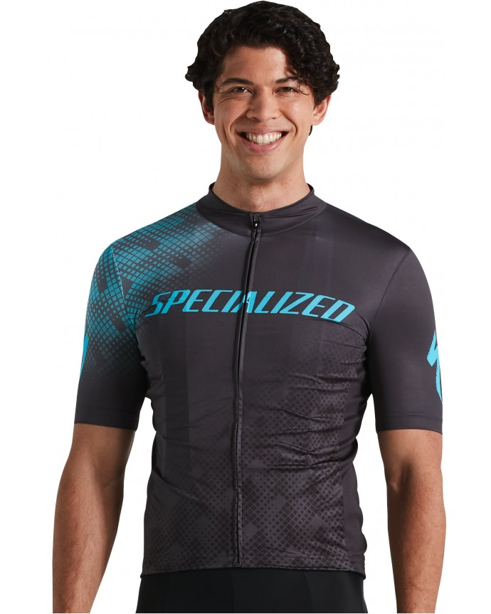 Rbx Comp Logo Jersey SS Specialized Anthracite