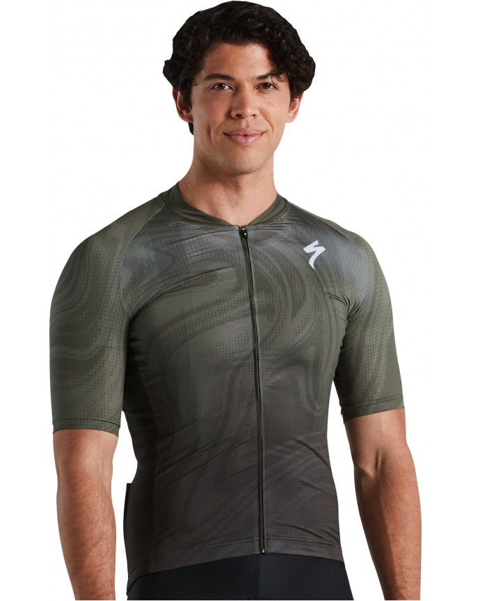 SL Jersey SS Specialized Military Green