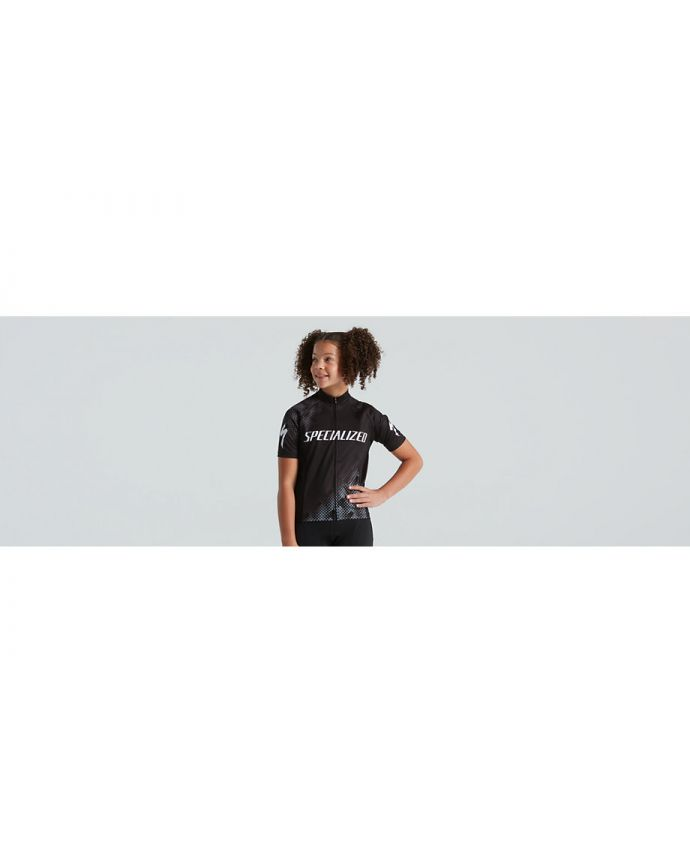 Rbx Comp Jersey SS Specialized Joven Black