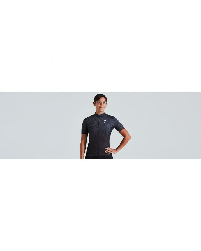 Rbx Comp Jersey SS Specialized Mujer Black