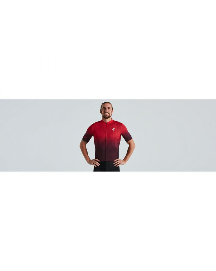 Rbx Comp Jersey SS Specialized Black/Red