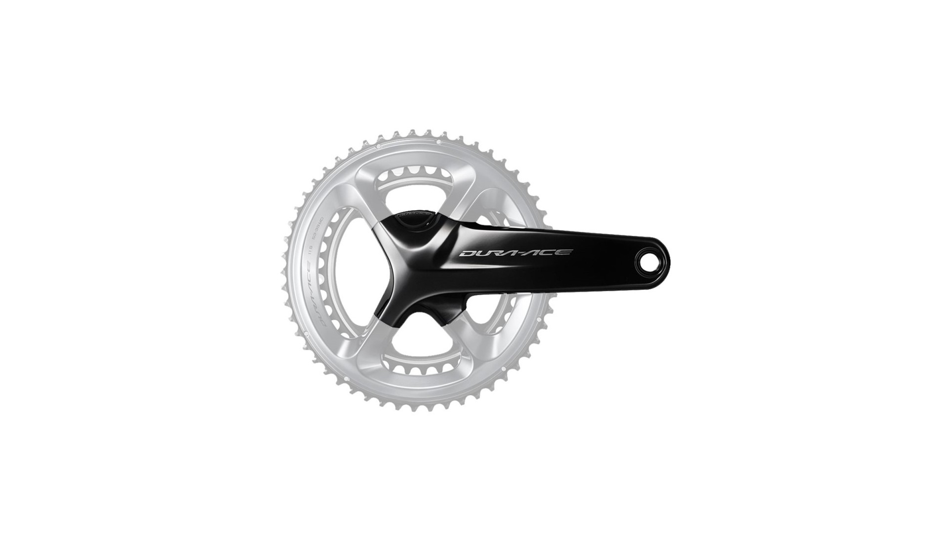 Crankset Dura Ace R9100 170 Dual Side Power Meter W/O Chainrings