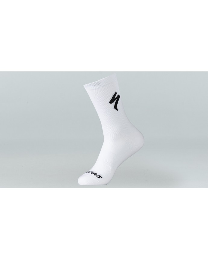 Soft Air Tall Calcentin Specialized Blanco/Negro