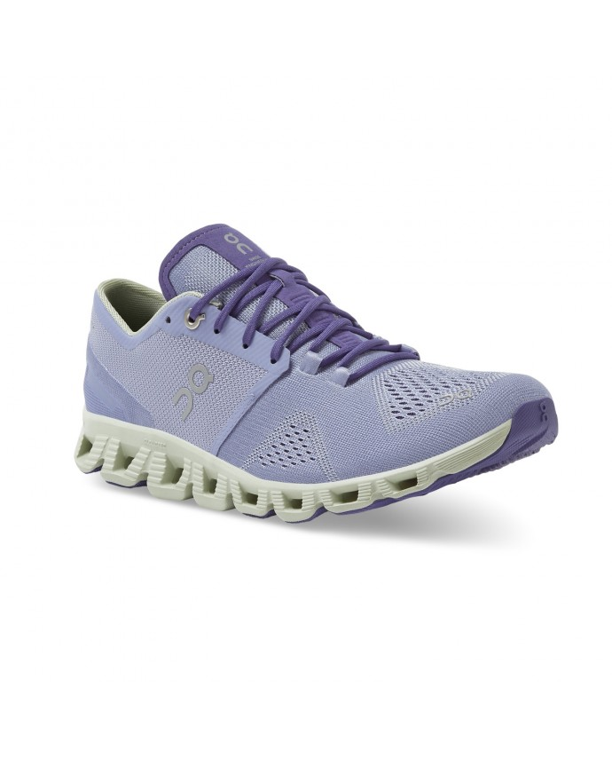 Cloud X Zapatillas ON Mujer Lavender/Ice